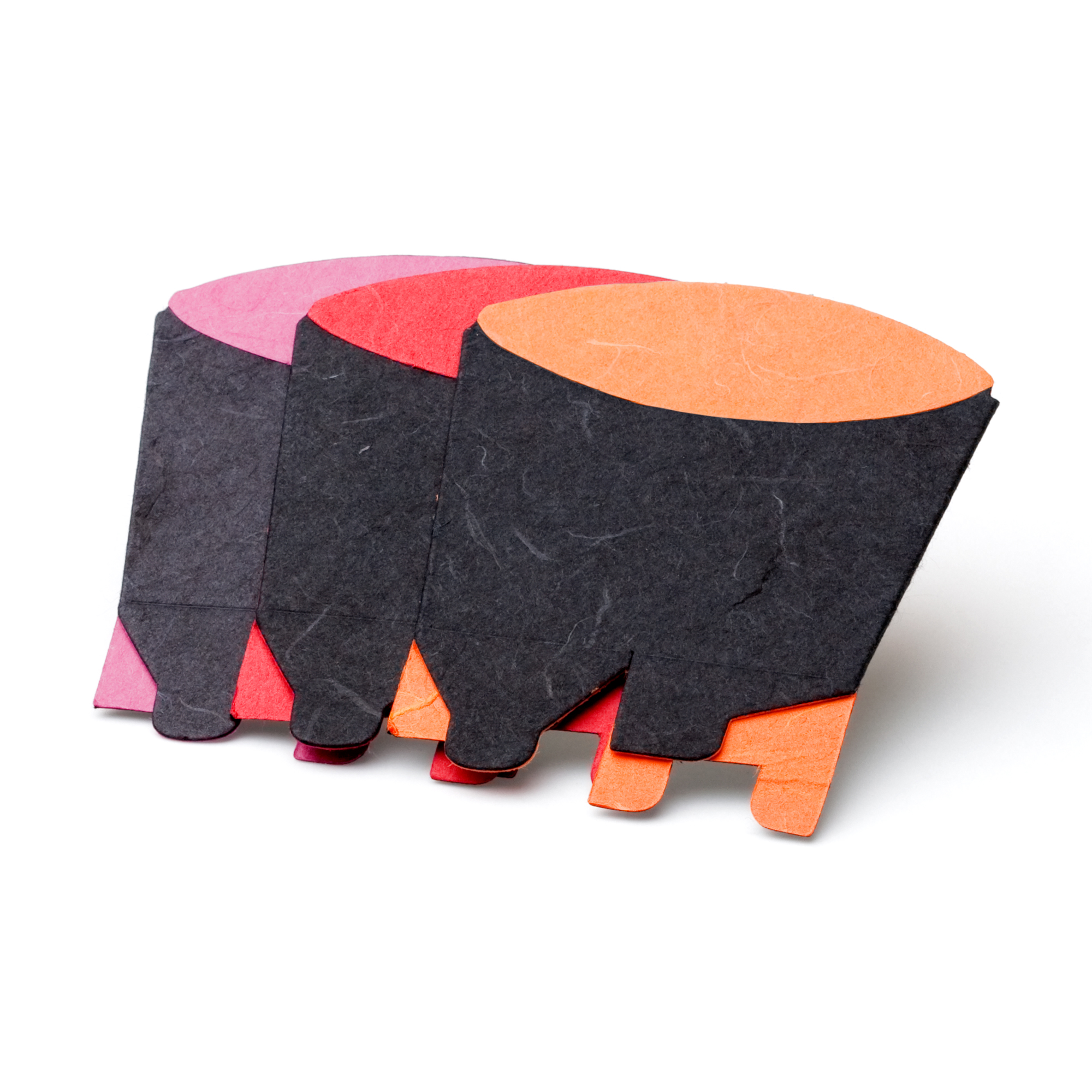 FIXBOX small pink/red/orange