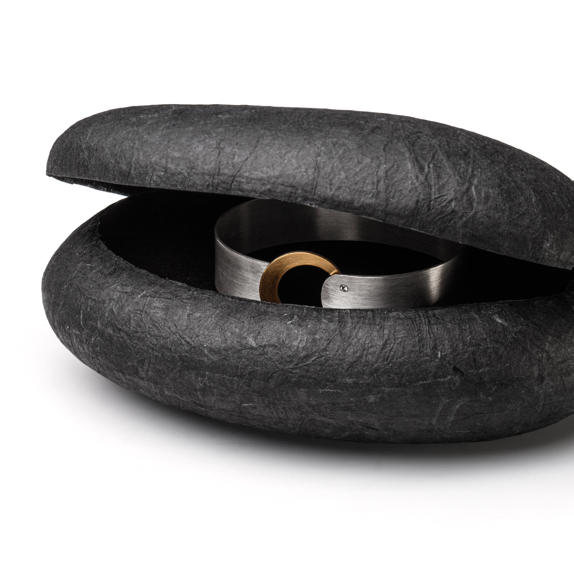 STONE maxi schwarz
