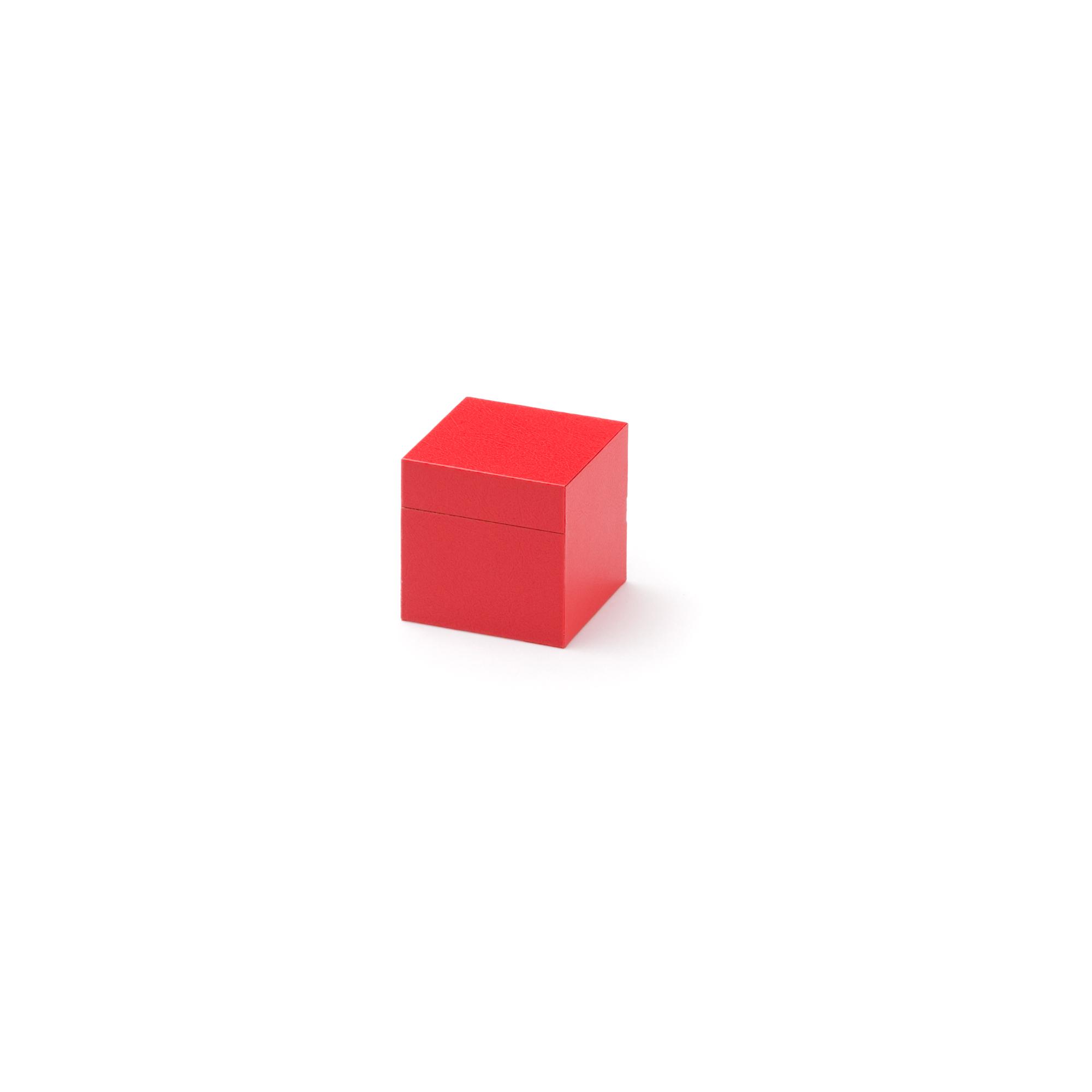 REDBOX Ring klein