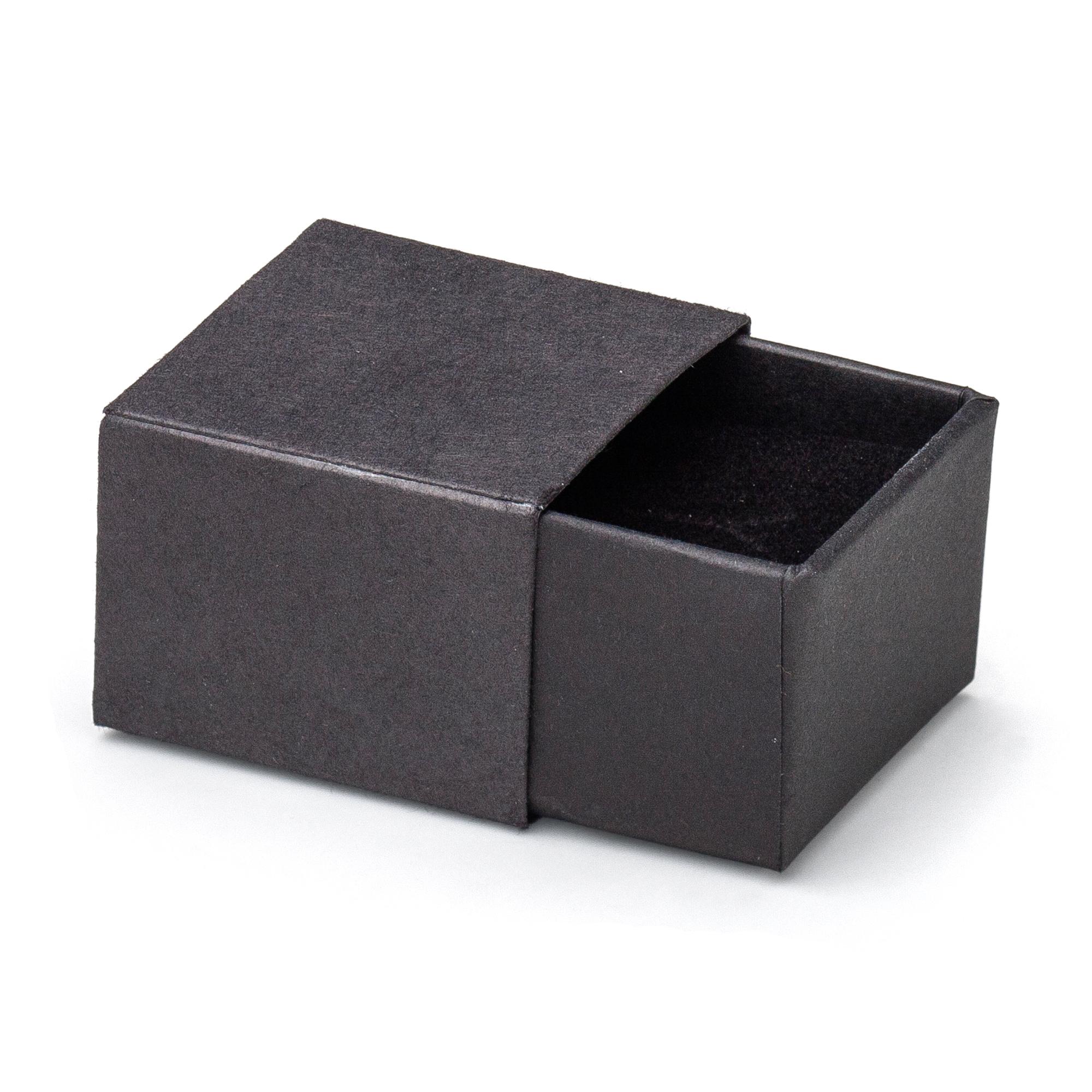 QUADRA Ring schwarz