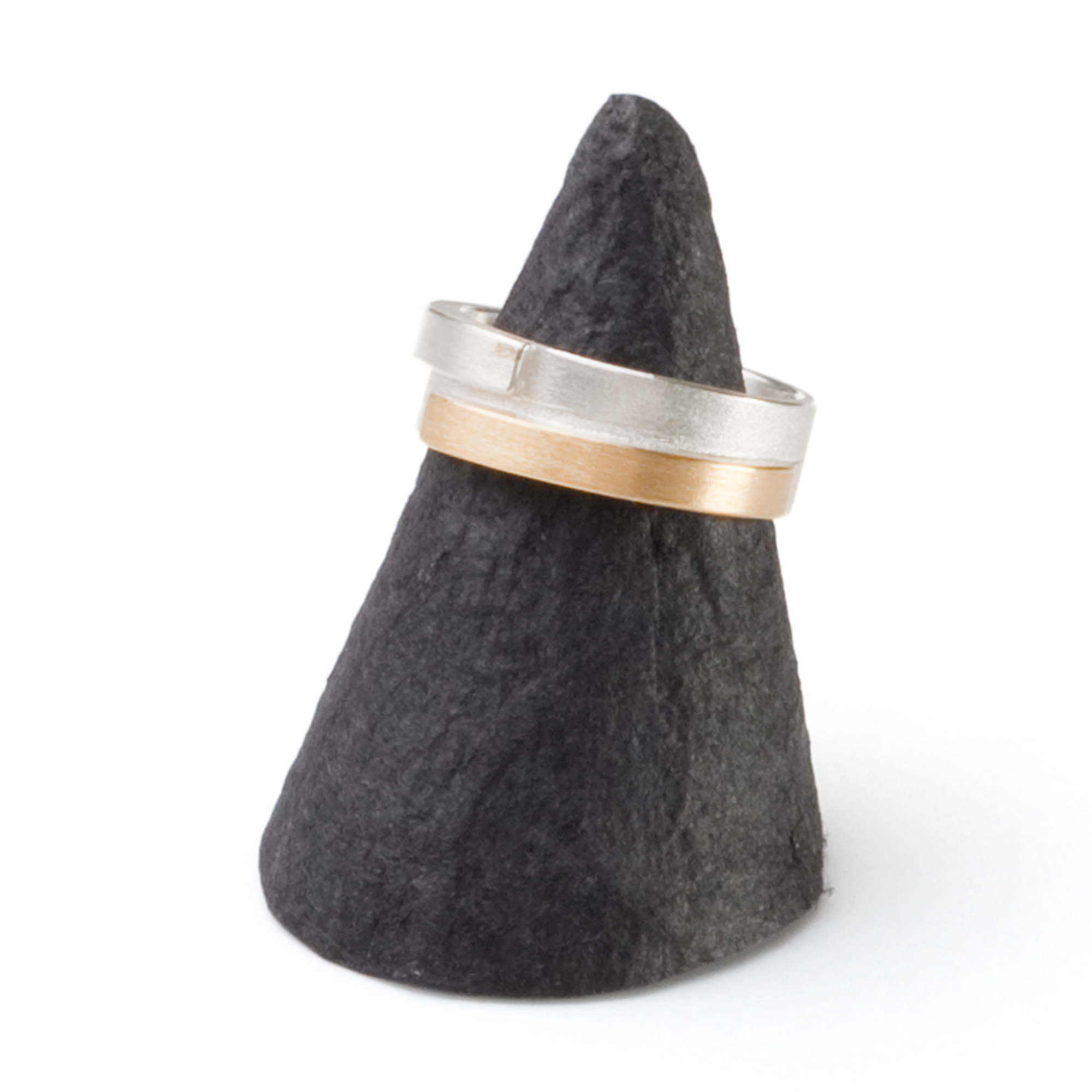 PAPER DISPLAY Ring black