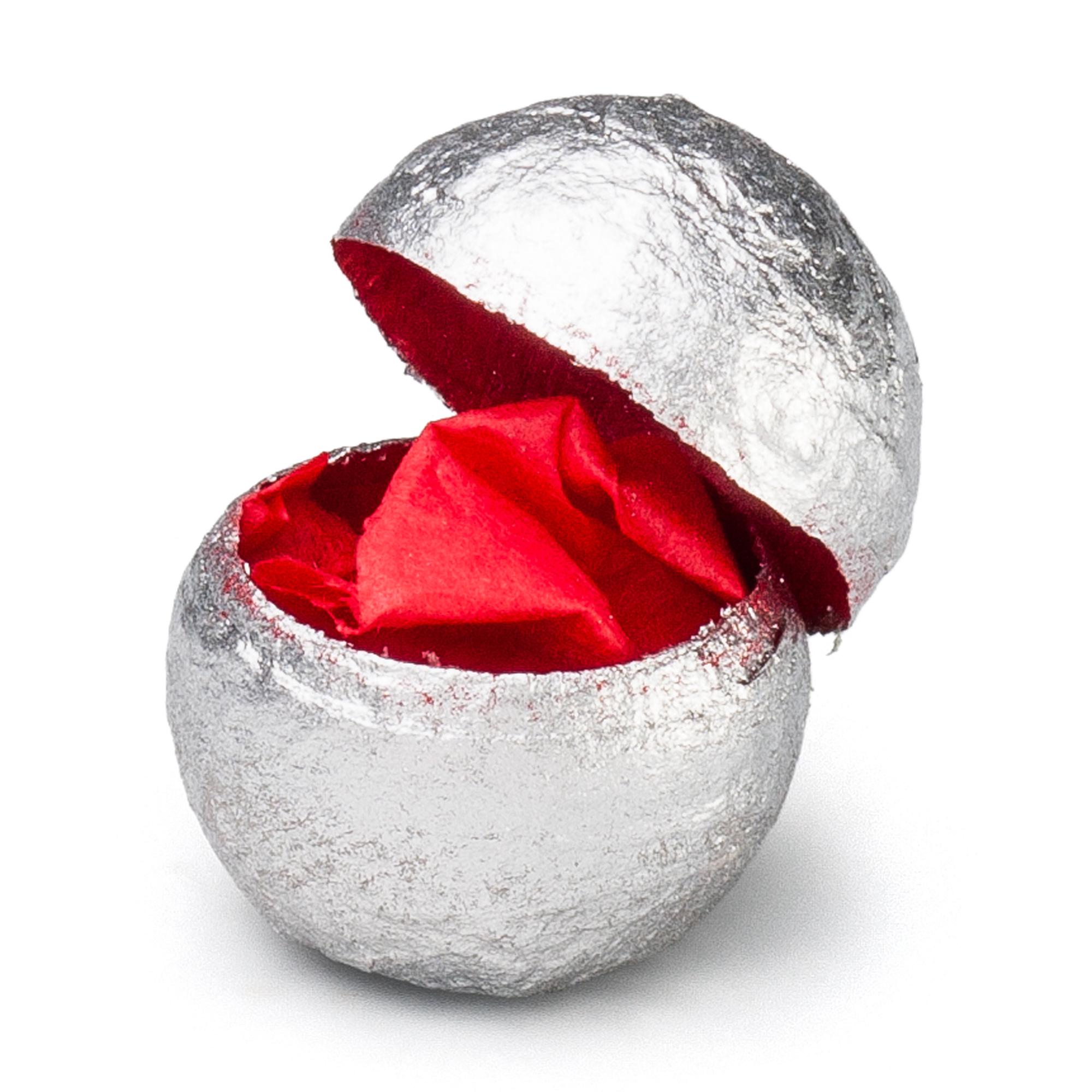 DROPS silver