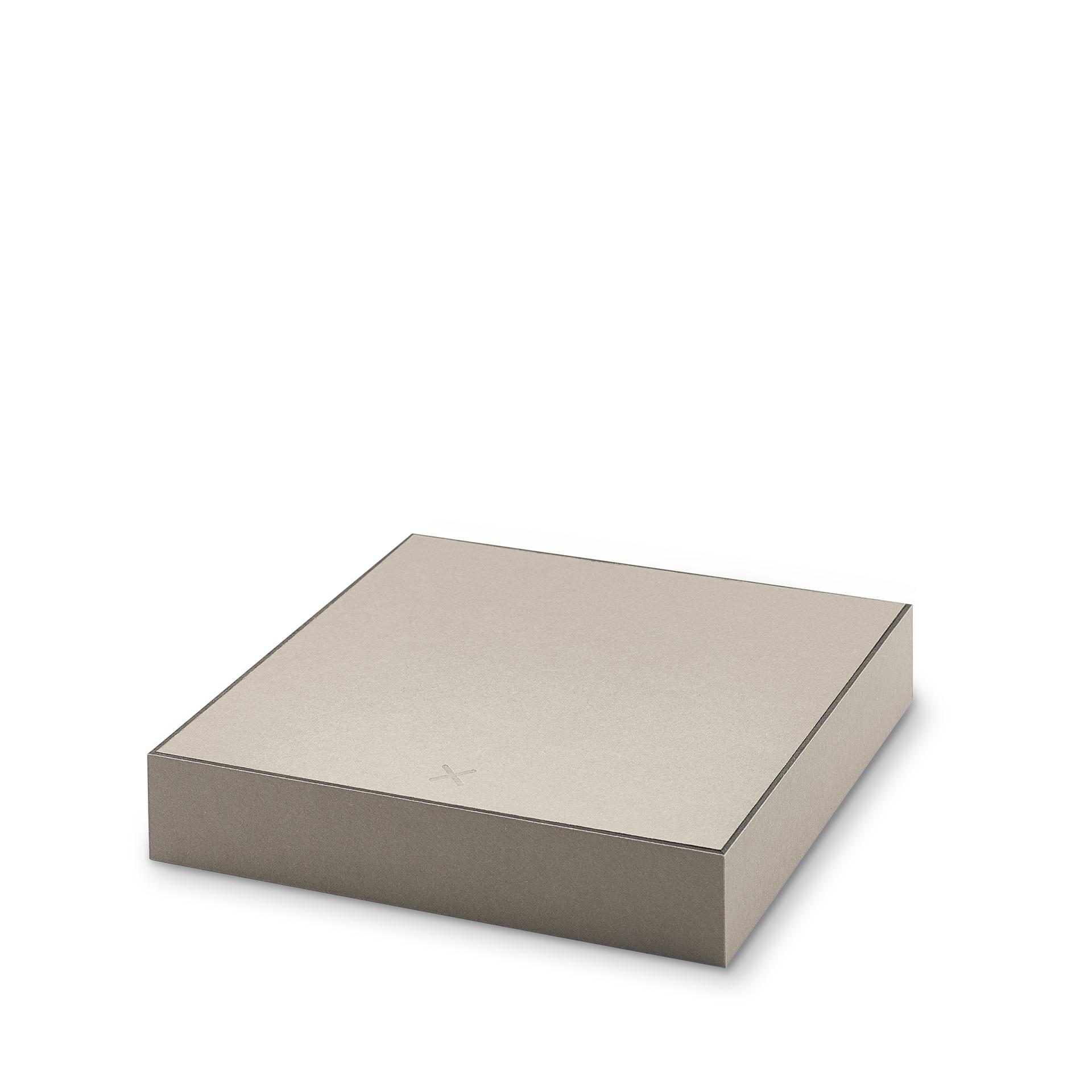 FLIPBOX Kette grau