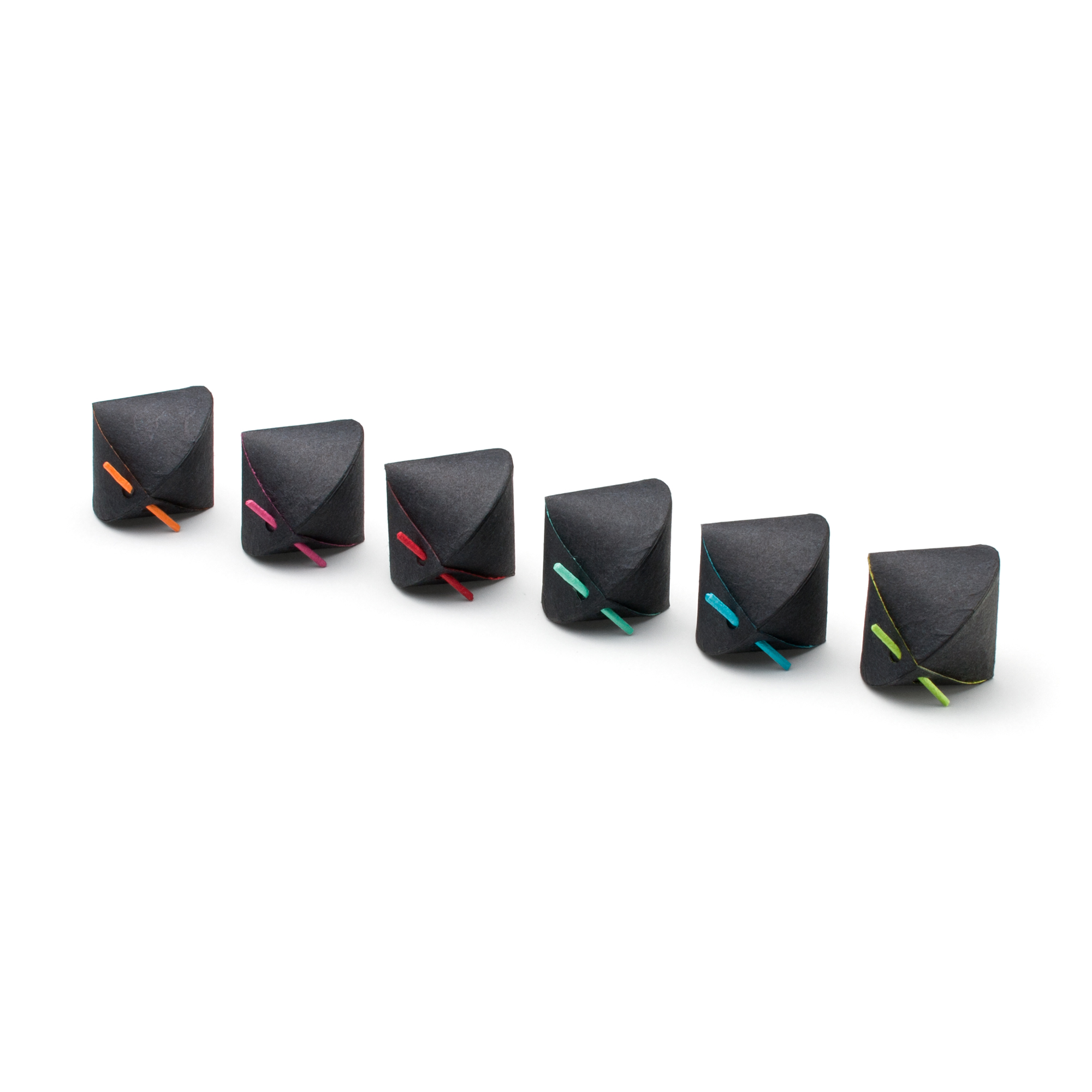 PACBOX small black-assorted colours