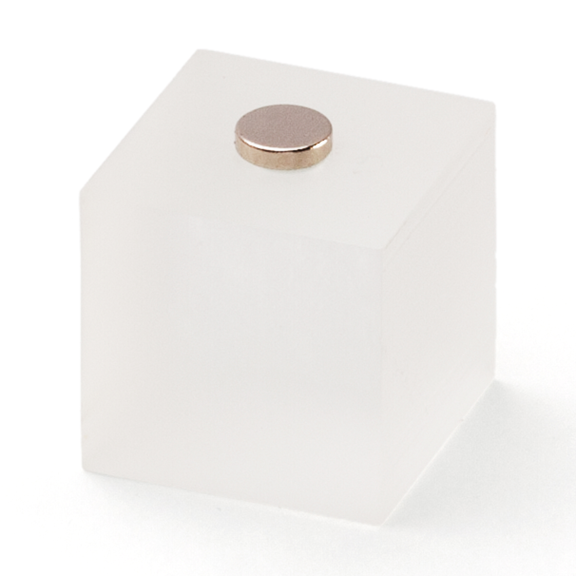 MAGNETIC CUBE Ring small mat