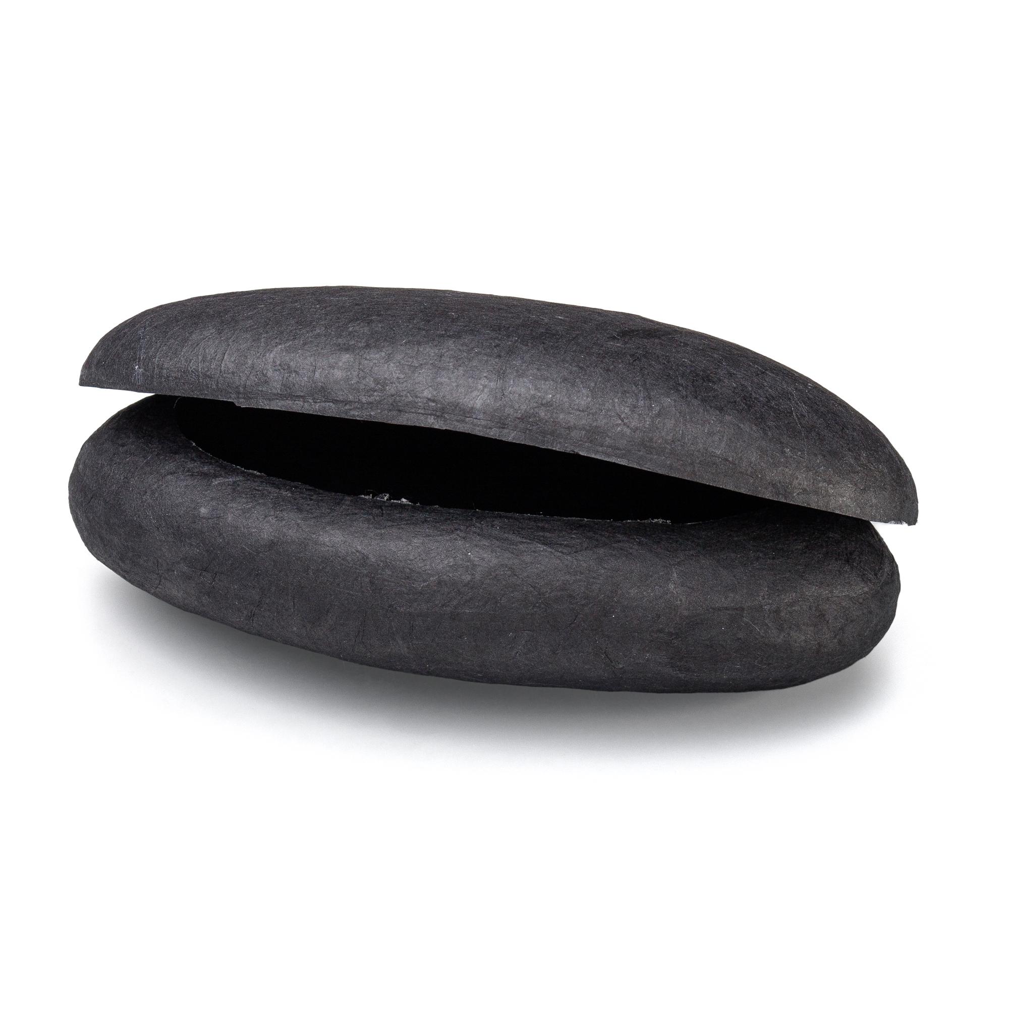 STONE groß schwarz